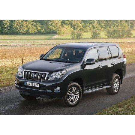 «Соллерс-Дальний Восток» готовится выпускать Toyota Land Cruiser Prado